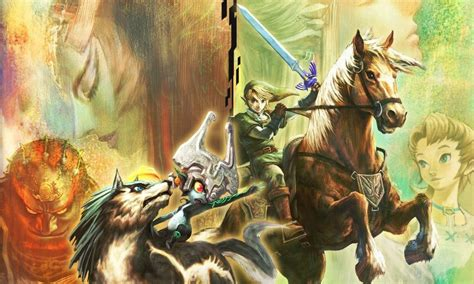 Zelda Twilight Princess Hd Supports Wii Remote And