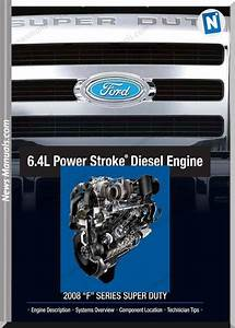 Ford 6 4l Power Stroke Diesel 2008 Service Manual