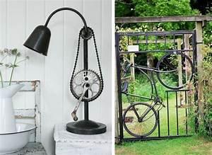 Buchstaben Aus Draht Biegen : 25 upcycling ideen mit fahrradteilen neues leben f rs ~ Lizthompson.info Haus und Dekorationen