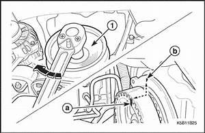 daewoo matiz timing how to set it up please With daewoo timing belt replacet procedure