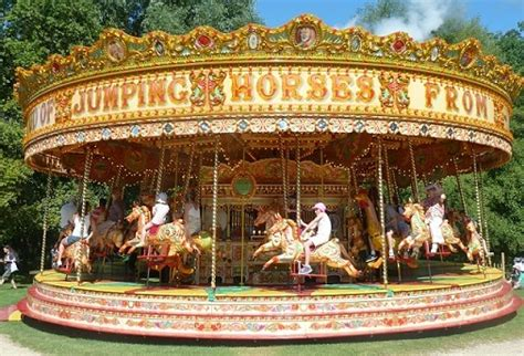 carousel for international hire