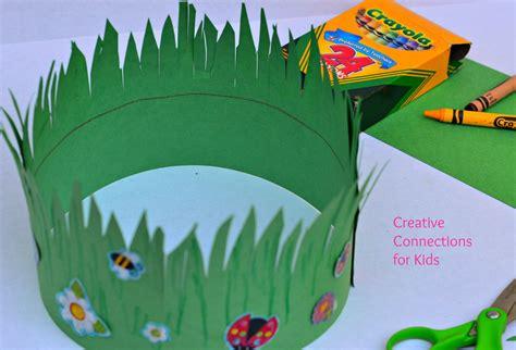 crown of grass for summer gump april preschool 814 | 98a2ed0c3749084ca3352b22b6fecdf6