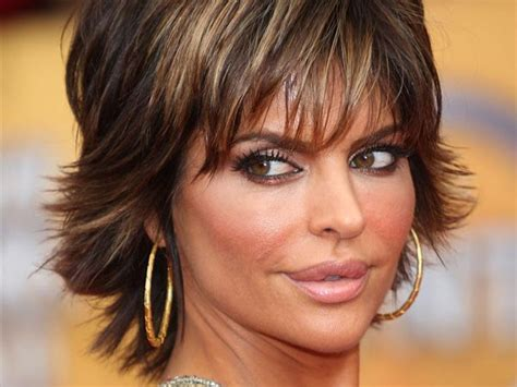 Lisa Rinna Hair Cut Instructions
