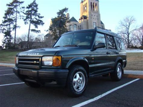 purchase   land rover discovery disco ii