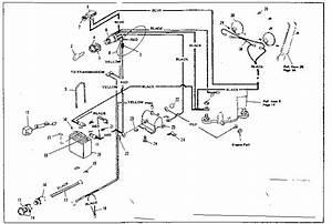 Simplicity Broadmoor Lawn Tractor Wiring Diagram
