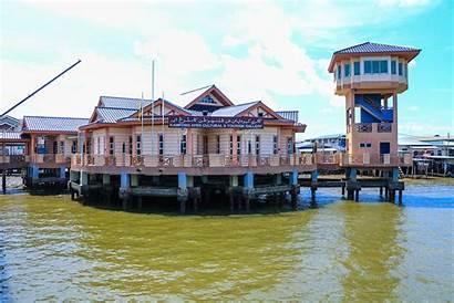Brunei Ayer Kg Kampong Lurong Museums Must
