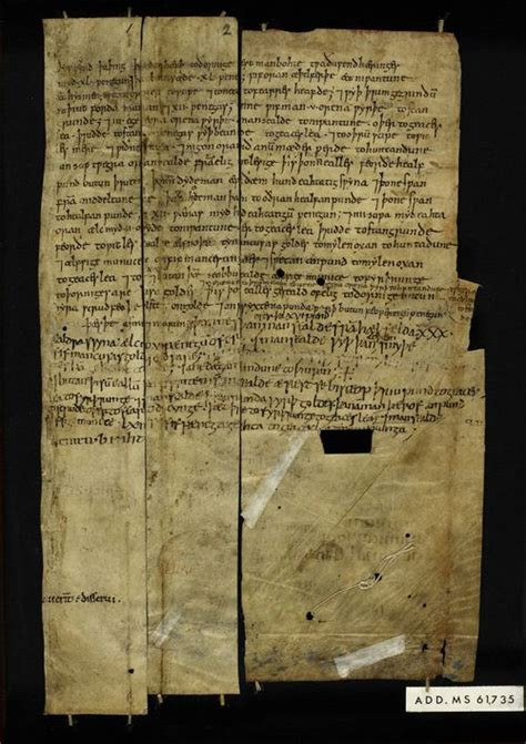 remarkable tale  manuscript sleuthing  ely farming memoranda medieval manuscripts blog