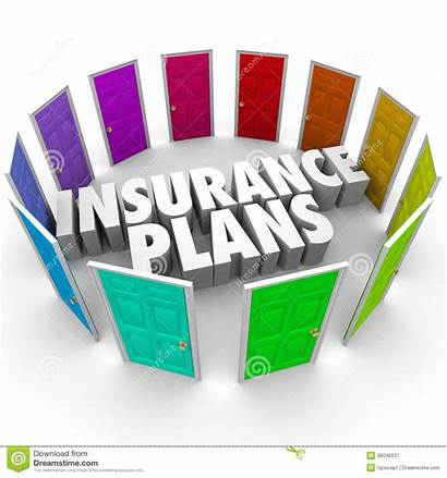 Insurance Health Care Plans Options Clip Choices