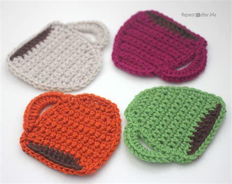 Starbucks Core Coffee Series and Crochet Coffee Coasters   Repeat Crafter Me