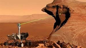 Mars Rover Update – Zapping Rocks! | David Reneke | Space ...