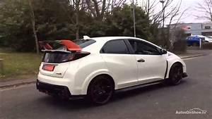 Honda Civic Type R Type R White Edition : honda civic i vtec type r gt white 2016 youtube ~ Medecine-chirurgie-esthetiques.com Avis de Voitures