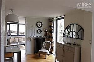 décoration maison bourgeoise contemporaine