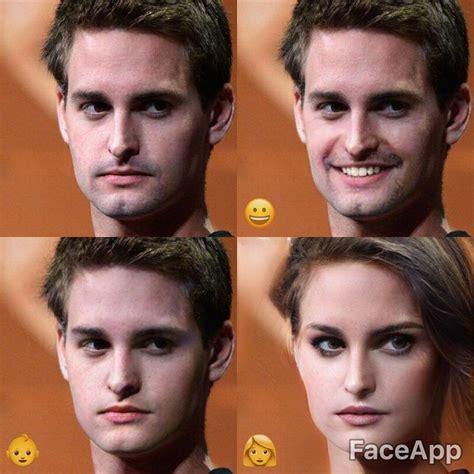 faceapp     popular face changing app