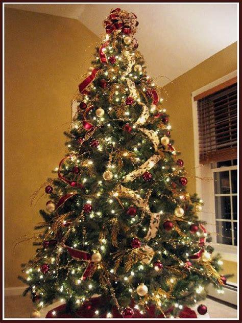 ideas para adornar el arbol de navidad imagui