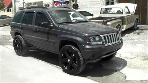 2004 jeep grand cherokee wheels dubsandtires com 20 quot inch xd series xd775 rockstar black