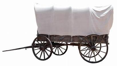 Wagon Covered American Transparent Nostalgia Usa Wheel