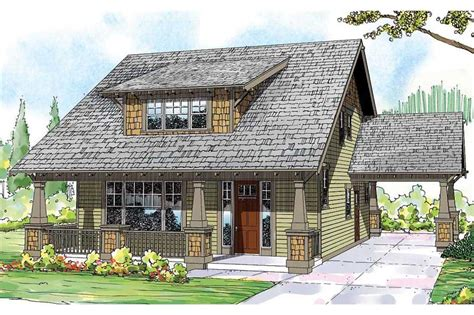 craftsman bungalow home   bedrms  sq ft plan