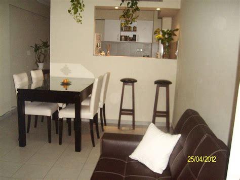 cocina independiente sala pequena  comedor pequeno