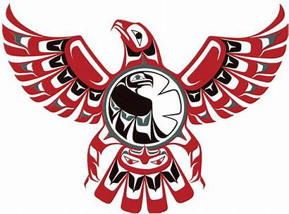Native American Thunderbird Northwest Pacific Eagle Indian