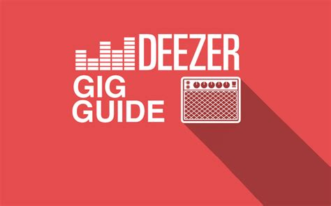 DEEZER GIG GUIDE   MAY - London On The Inside