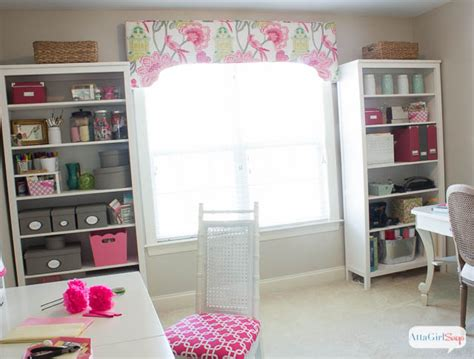 Home Office Ideas & Craft Room Makeover