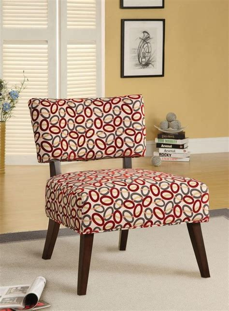 acme furniture able multi color accent chair 59074