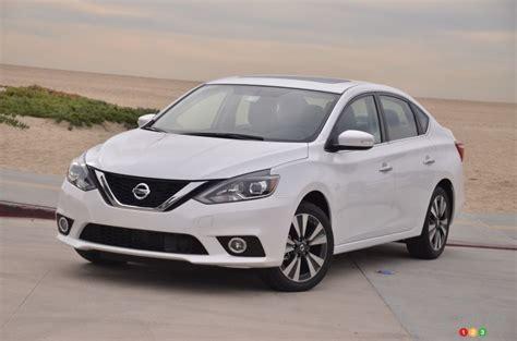 2016 Nissan Sentra First Impressions | Car Reviews | Auto123