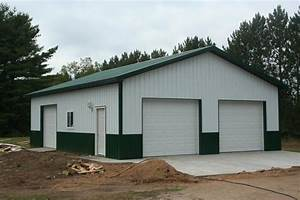 30x40 pole barn joy studio design gallery best design With 30x40 pole building