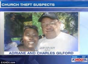 Ex-pastor Charles Gilford and wife Adriane Gilford accused ...