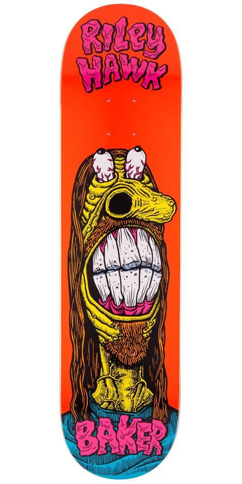 75 baker skateboard decks baker hawk weirdos skateboard deck 7 75 quot