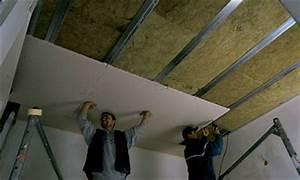 Schallschutz Decke Abhängen : schalltechnische sanierung von bestandsdecken deckenkonstruktion holzbalkendecke massivdecke ~ Frokenaadalensverden.com Haus und Dekorationen