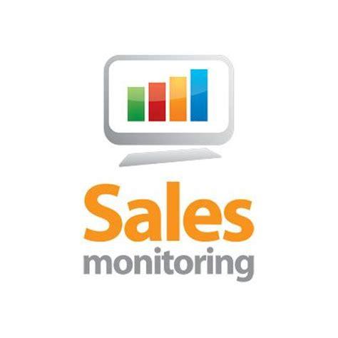 logo design sles sales monitoring logo logo design gallery inspiration