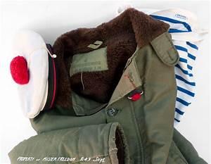 """'Blouson de Quart', khaki Jungle Cloth edition, """"Sea Hunt ..."""
