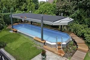 Pool Mit Holzterrasse : holzterrasse pool selber bauen nowaday garden ~ Whattoseeinmadrid.com Haus und Dekorationen