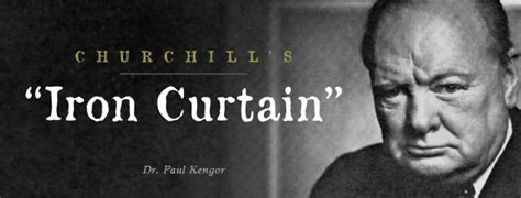 Churchills Iron Curtain Speech Text by When Winston Warned America Churchill S Iron Curtain At