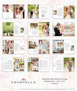 wedding photography marketing brochure magazine style With wedding photography brochure