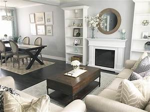 Living, Room, Dining, Room, Combo, Finally, Looking, Cohesive, And, I, Am, Oh, So, Happy, Now, I, U0026, 39, M, Off, To
