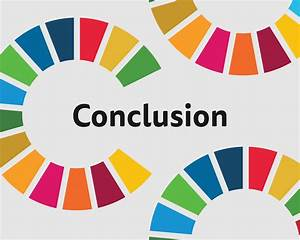 Conclusion and other SDSN Resources – SDG Guide