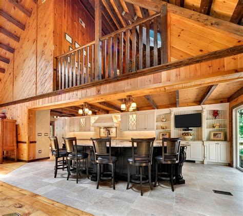 log cabin kitchens log cabin kitchens with modern and rustic style