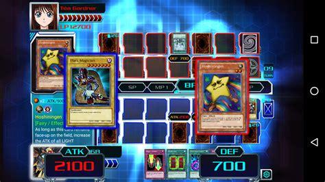 yu gi oh duel generation apk mod games android pc mods konami app description unlock latest