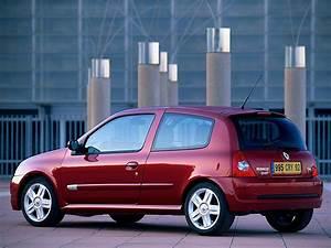 Renault Clio Rs Specs - 2001  2002  2003  2004  2005