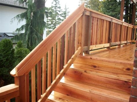 Painting Deck Railing