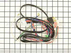 Whirlpool 61002223 Wire Harness  Compressor