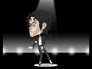 Michael Jackson Animated Tribute New Teaser - YouTube