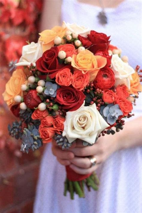 autumn wedding flowers bouquet inspiration autumn
