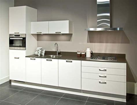 Goedkope Lange Keukens by Keuken Voorbeelden Welke Keuken Wordt Het Laat Je