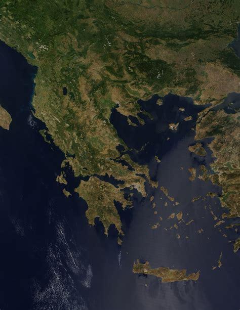 Ģeogrāfiskā karte - Grieķija - 3,400 x 4,400 Pikselis - 2 ...