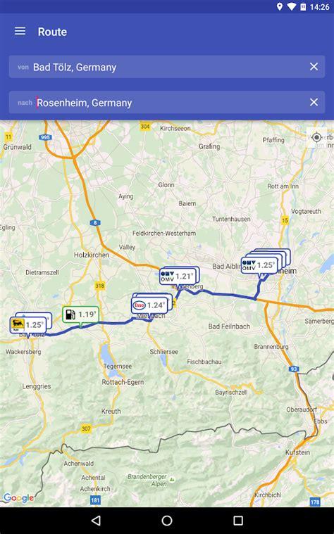 Tank Navigator Günstig Tanken!  Androidapps Auf Google Play