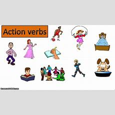 Action Verbs, Esl Ppt Lessons Youtube