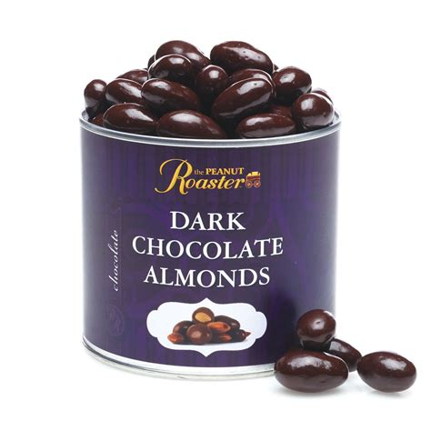 whole almonds chocolate almonds chocolate nuts food gifts